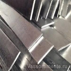 Полоса горячеоцинкованная 40х4 мм ст.3 L=6м ГОСТ 9.307-89