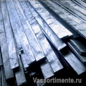 Полоса горячеоцинкованная 100х4 мм L=6м ГОСТ 9.307-89